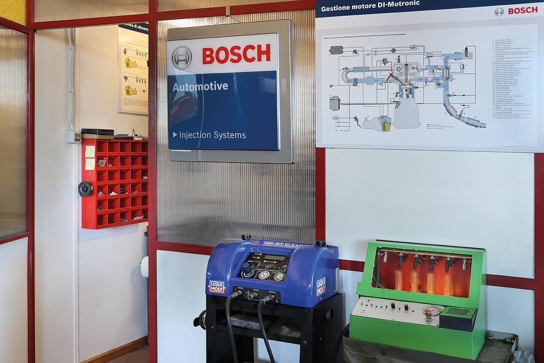 Rocca Elettrauto Bosch Car Service Cuneo - Fossano  Diagnosi